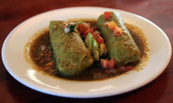 These green tamales are a MUST try! A crowd pleaser for sure.